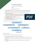 AR - Back to Basic(Technical Foundation)