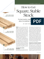 Square Stable Stock