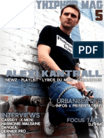 StriclyHipHop Mag #5
