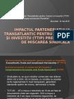 20052015 Impactul Ttip in Viziunea Miscarii Sindicale