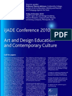 IJADE call for Papers