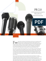 Communicator Manifesto