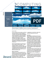 Cloud Computing Whitepaper - a non-technical overview