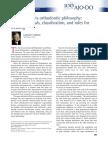 The 6-Elements Orthodontic Philosophy