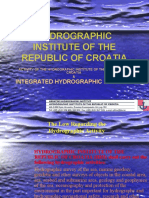 Activity of the Hydrographic Institute of the Republic of Croatia and integrated hydrographic systems