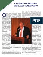 Prof Dr Gomes Pedro