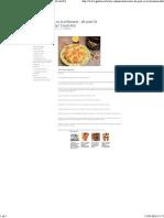 Melcisori Cu Scortisoara - De Post La Slow Cooker Crock-Pot