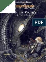 AD&D - DragonLance - Guía Del Viajero a Taladas