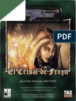 D&D - Módulo - El Crisol de Freya