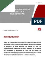 PLAN DE ENTRENAMIENTO SESIÓN 1 DE 4FLM MOVISTAR