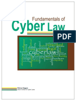 Fundamentals Cyber Law