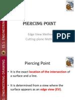 8 Piercing Point