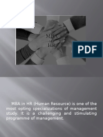 HR Specialization