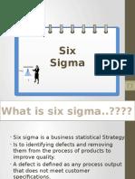 six sigma 4.3