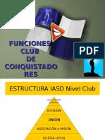 FUNCIONES_CLUB_CONQUISTADORES.pps