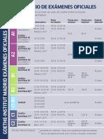 Examenes Oficiales 2016 Goethe-Institut Madrid 05