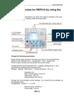 Demo Box Guide 615
