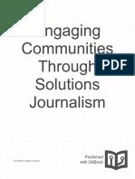 Engaging Communities Through Solutions Journalism