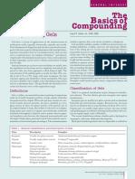 The Basics of Compounding