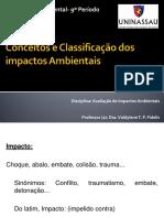 Aula 3_Conceitos e Classificação Dos Impactos Ambientais_AIA