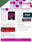 SALVO Newsletter April 2016