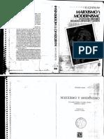 Marxismo y Modernismo I, II y III