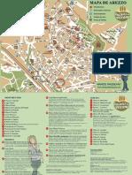 Mapa Arezzo
