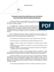 Seminiare Sur La Bonne Gouvernance des Finances Publiques