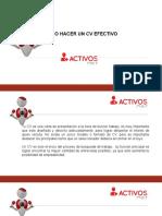 Presentación Cv Activos Chile