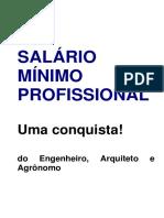 Manual Salário Mínimo Engenheiro