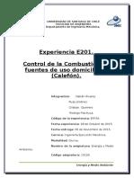 E1 Energía y Medio Ambiente 1
