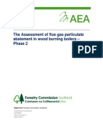 Assessment of Flue Gas Particulate Abatement in Wood Burning Boilers Phase 2 (1)