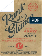Rank at a Glance 1915