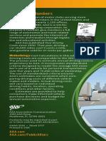 AAA Driving Costs Brochure