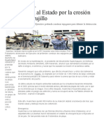 Demandarán Al Estado Por La Erosión Costera en Trujillo _ La Libertad _ Peru _ El Comercio Peru