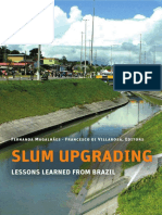 Slum Upgrading Lessons From Brazil