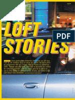 Loft Stories, article du quinzomadaire en liberté Society