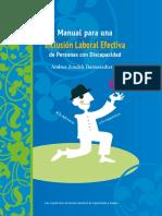Zondek, Andrea - Manual de Inclusión de Discapacitados Al Mundo Laboral
