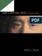 Robert J. Fogelin-Hume's Skeptical Crisis_ a Textual Study-Oxford University Press, USA (2009)