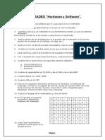 Cuestionario 1º ESO Hardware y Software