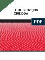 Capa Manual de Serviços XRE300_A