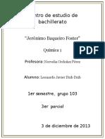 Leonardo Quimica 1