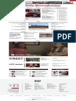 DP Website Redesign_homepage