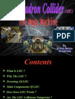 Large Hadron Collider Presentation