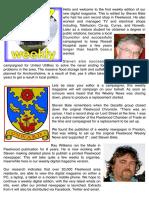 FY7 Weekly 15 April