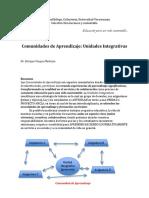 Unidades Integrativas - Com. Aprendizaje