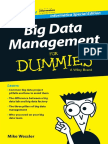 9781119250555 Big Data Management for Dummies Informatica Ed