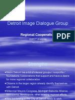 Detroit Image - Regional Collaboration