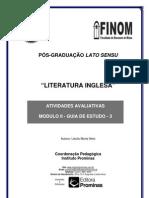 Atividades de Literatura Inglesa[1]