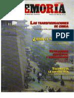 Memoria Revista Del CEMOS Num 97
